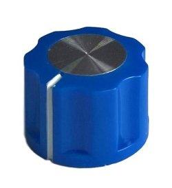 Gałka X5-16 niebieska