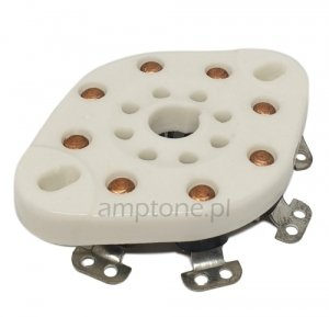 Podstawka Octal 8pin typ2 ceramiczna