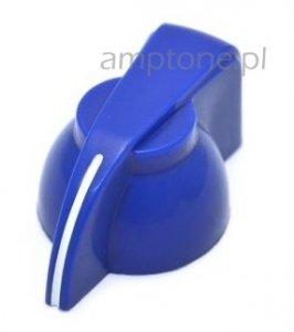 Gałka (chicken head) Niebieska