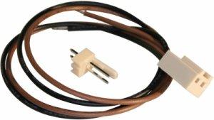 Konektor PCB 2pin, wtyk z kablem