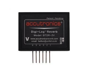 Moduł Reverb BTDR-2V Accutronics Digi-Log Mini Medium
