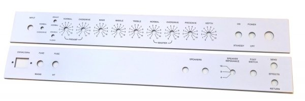 Faceplate SLO100
