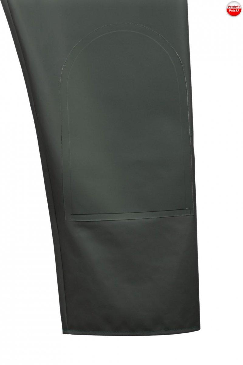 670c2ade3ff923 Spodnie ogrodniczki ze wzmocnieniem wodoochronne 001 MAX pros odzież ...
