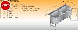 Basen 2-komorowy lo 402 - 1480x600 g500