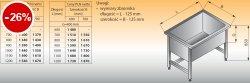 Basen wysoki lo 406 - 1200x600 g400