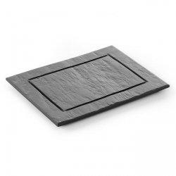 Płyta łupkowa - talerz 350x150