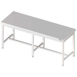Stół centralny bez półki 2200x700x850 mm spawany