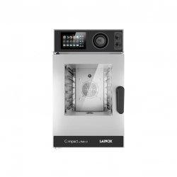 Piec konwekcyjno-parowy COMPACT by Naboo, elektryczny z bezpośrednim natryskiem - 6x GN 1/1