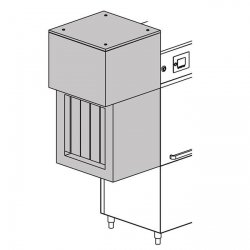 Moduł suszący 9 kW (600mm) dla zmywarek serii RX EVO oraz RX PRO