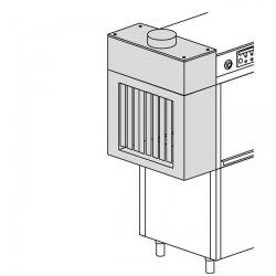 System odzysku ciepła do zmywarek serii RX COMPACT