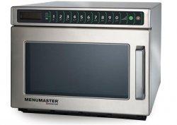 Kuchenka mikrofalowa MenuMaster 1800W, 17l, 100 programów