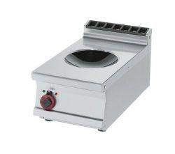 Kuchnia elektryczna indukcyjna WOK RM Gastro PCIWT - 74 ET