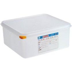 GN 2/3 150 polipropylen z pokrywką szczelną