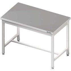 Stół centralny bez półki 1900x700x850 mm skręcany