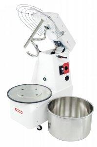 Miesiarka spiralna do ciasta z podnoszonym hakiem i wyjmowaną dzieżą RQT 40 litrów 400V