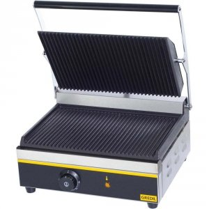 kontakt grill PANINI, P 2.2 kW, U 230 V