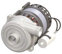 Pompa zbiornika wyrównawczego i pompa płucząca (200W) do zmywarek KRUPPS EVOLUTION LINE   EV-BT200