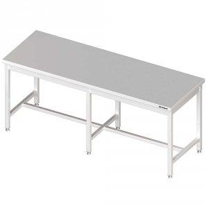 Stół centralny bez półki 2400x700x850 mm spawany