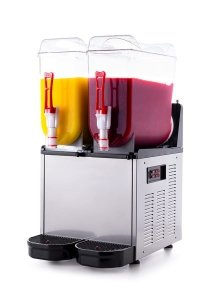 Granitor | Urządzenie do napojów lodowych slush shake 2x12l | SLUSH24.I