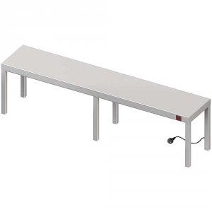 Nadstawka grzewcza na stół pojedyncza 1900x400x400 mm