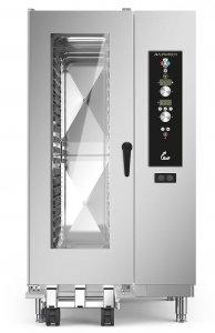 Piec konwekcyjno-parowy elektryczny Alphatech by Lainox | LVES201 | 31,8kW | 20xGN1/1