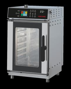 Piec konwekcyjno-parowy Inoxtrend Compact PK-DT-111E | automatyczne mycie | 11xGN1/1 | 15 kW | 400 V | 520x910x1140 mm