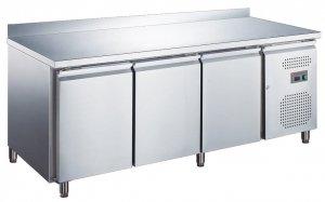 Stół chłodniczy 3-drzwiowy RQ3200TN-HC   417l   1795x700x850 mm