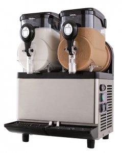 Granitor | Urządzenie do napojów lodowych | 2 zbiorniki na 5 litrów | GS5-2