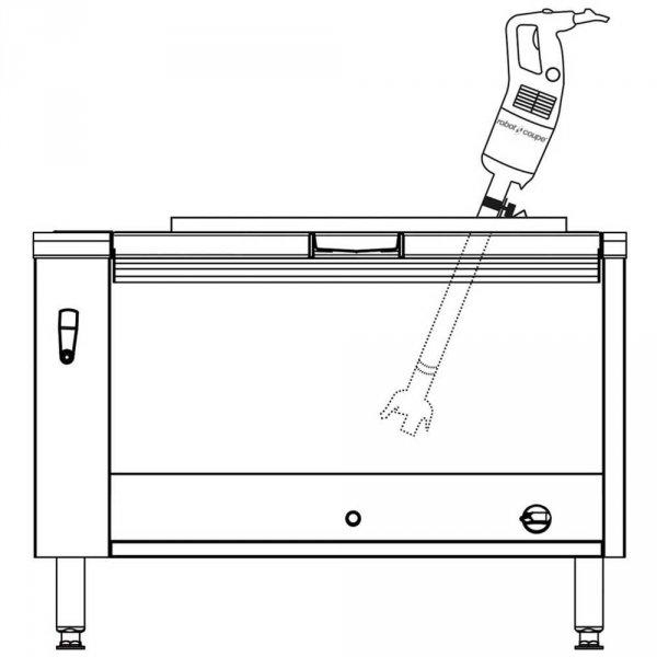 mikser ręczny, MP 450 Combi Ultra, P 0.5 kW, U 230 V