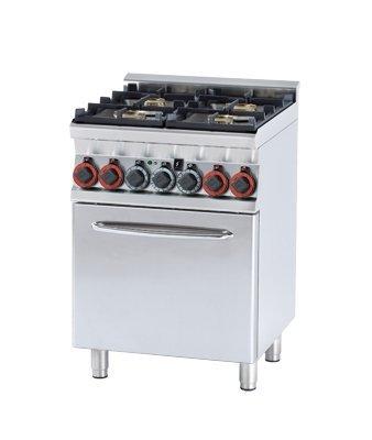 Kuchnia Gazowa Z Piekarnikiem Elektrycznym 51330 Kuchnie Gazowe