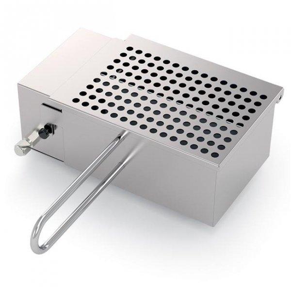 Aparat wędzarniczy elektryczny do pieców, z własnym sterowaniem