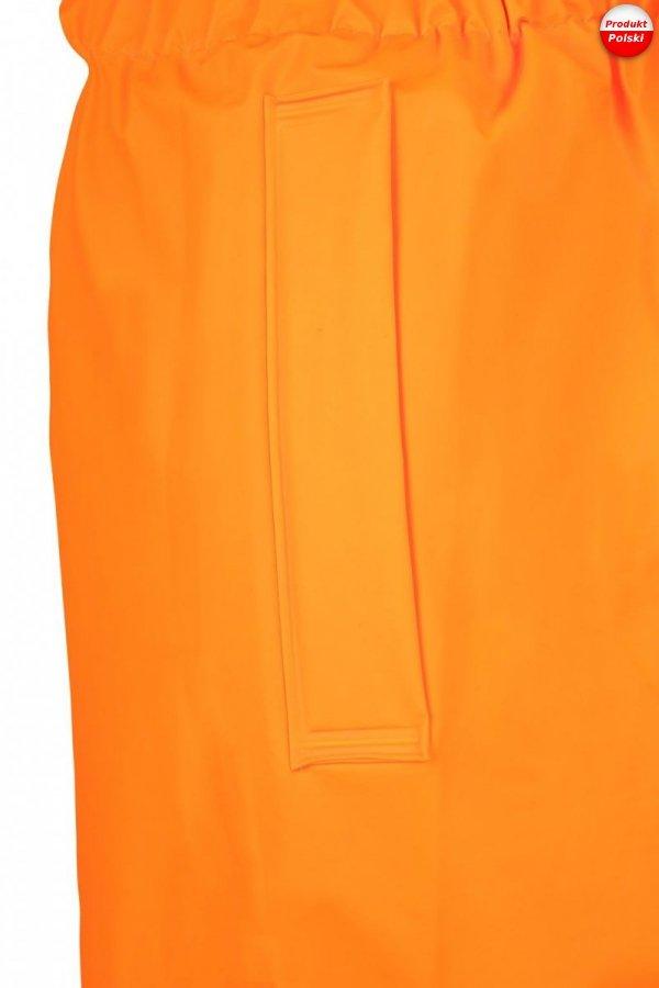 Spodnie do pasa ostrzegawcze AQUAPROS model 4186