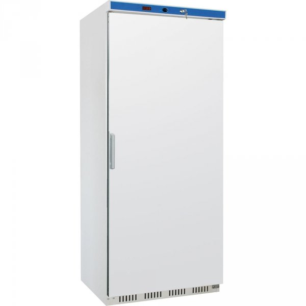 szafa chłodnicza 600 l biała lakierowana