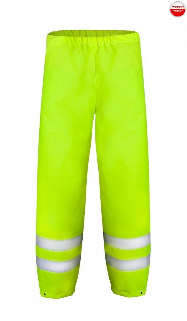 Spodnie do pasa ostrzegawcze PROS model 1012