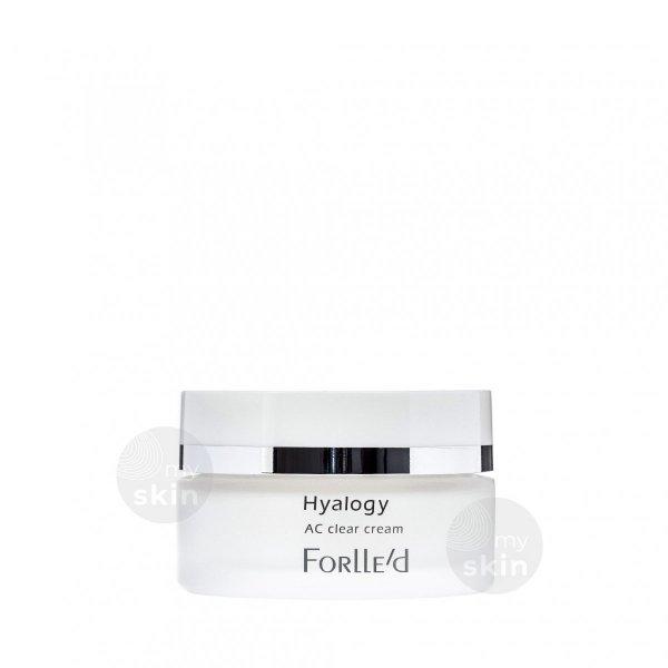 Forlle'd Hyalogy AC Clear Cream