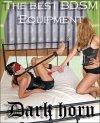 Dark Horn Straddled Soft+ zestaw BDSM