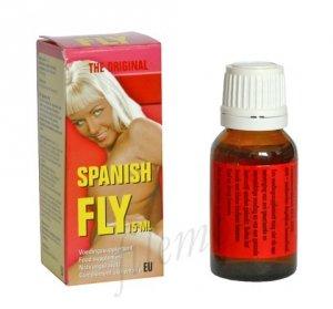 Afrodyzjak SPANISH FLY VIOLET 15 ml. Mucha Hiszpańska