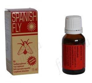 Afrodyzjak SPANISH FLY GOLD 15 ml. Mucha Hiszpańska