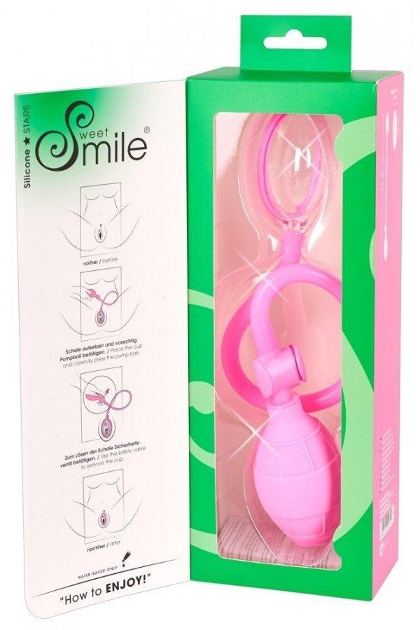 Pompka dla Pań Smile Labia Sucker opakowanie