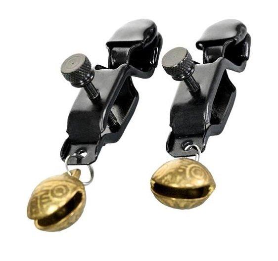 Nipple Clamps THEATRE zaciski na sutki z dzwoneczkami