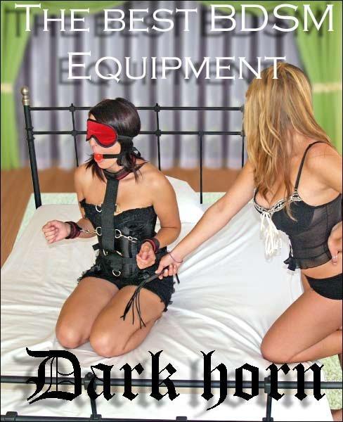 Dark Horn Optikon King zestaw BDSM