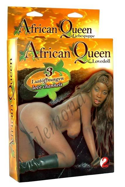 Lalka miłości African Queen