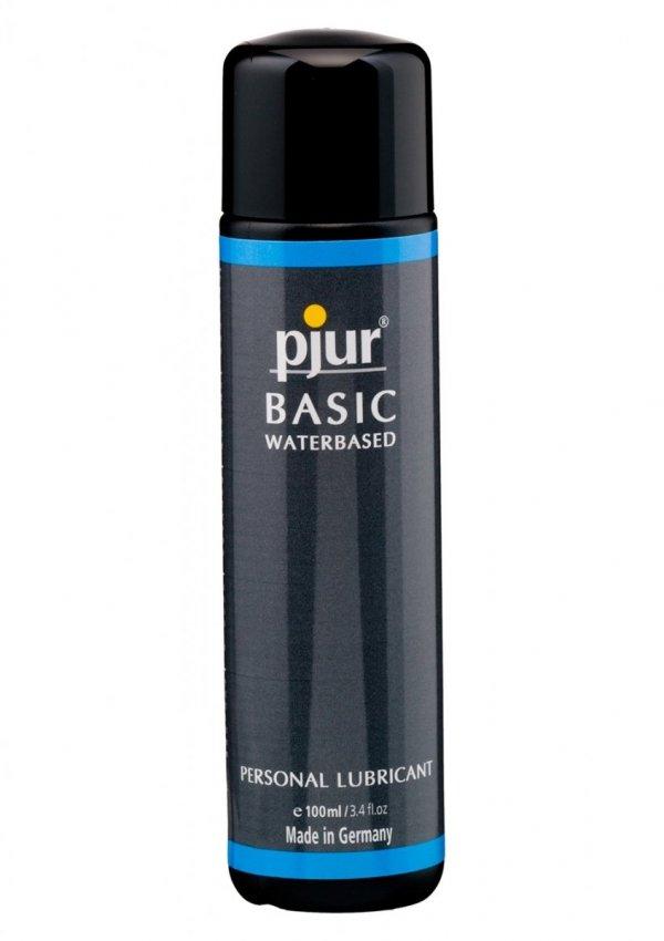 Pjur Basic Water Based 100ml.