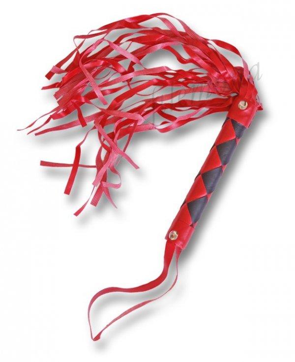 Czerwono-czarny pejczyk