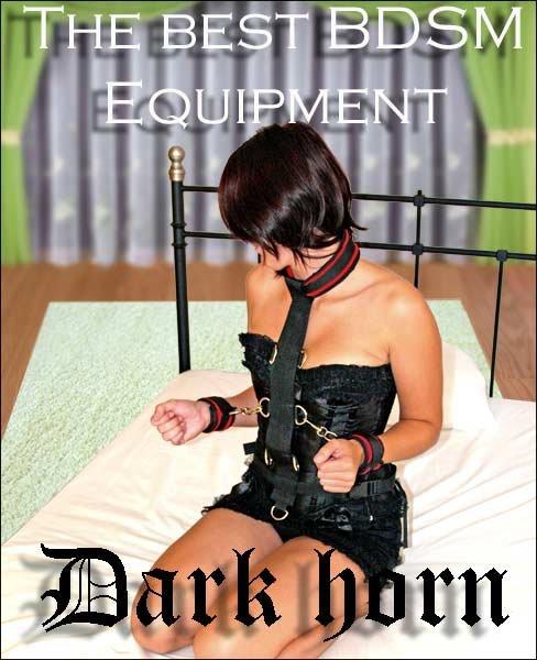 Dark Horn Optikon zestaw BDSM