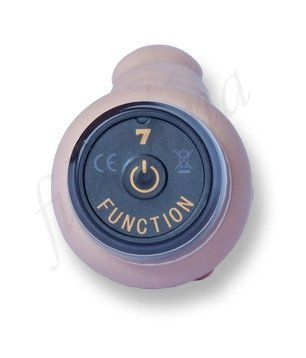 Silicone Classic naturalny wibrator 7 programów wibracji