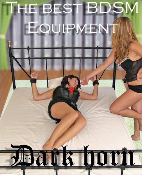 Dark Horn Mean Soft zestaw do krępowania
