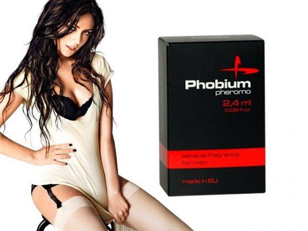 Phobium Pheromo 2,4ml feromony zapachowe dla mężczyzn