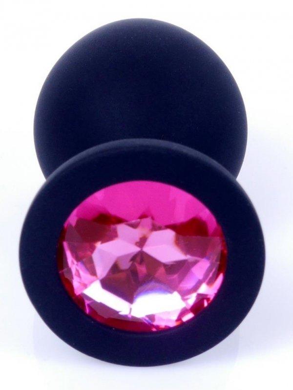 Exclusivity silikonowa wtyczka analna