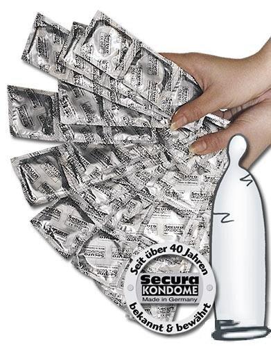 Prezerwatywy SECURA